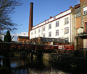 Coldharbour Mill